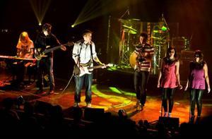 Soul-mates vann en dag i inspelningsstudio där de förhoppningsvis kan lyckas att spela in några låtar för en demo.