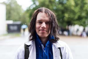 Mattias Lundgren var med och arrangerade PokéWalken. Och han lovar att det kommer fler.