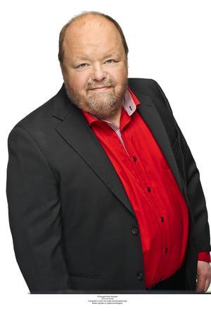 Kalle Moraeus gästar Östersund på lördag tillsammans med sitt band