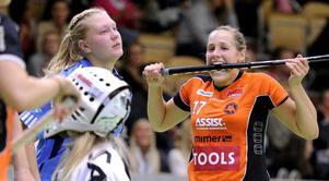 Ajdå. Får Rönnbys center Kajsa Reingård matchabstinens under december? Foto: KGZ Fougstedt