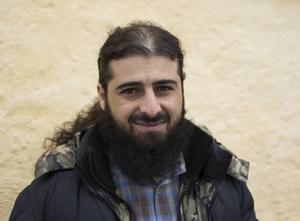 M Esam Taha skrev texten när han varit i Jämtland i nio månader, i september i fjol.
