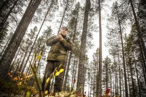 – Visst ska vi avsätta skog som reservat men vi måste också ha ett skogsbruk, säger skogsägare Tommy Hegestrand som planerar att köpa mer skog i länet.