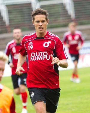 Stellan Carlsson lämnar Degerfors IF efter två säsonger.