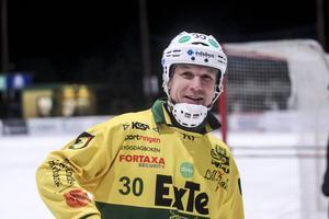 Daniel Skarps avslutade den aktiva bandykarriären med två säsonger i Ljusdals BK.