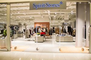 Ny butik i Igor. Under lång tid gapade två lokaler på övre våningen i Igorgallerian tomma. Nu har Spirit Stores flyttat in.