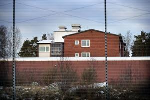 Efter ombyggnation så kan häktet på Salberga ta emot cirka 30 häktade  med restriktioner.