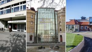 Åkersviksskolan, Kulturmagasinet och Bergåkers skola är tre av de fastigheter som får underhåll i år.