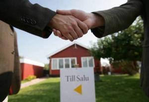 I Östersund har priserna på både villor och bostadsrätter gått ned.