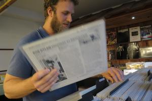 14 Dylan-plattor hittade vi i Dylan-facket hos Andreas Sörlin på Och Ljud i Gävle.