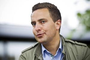 Riksdagsledamot Tomas Tobé (M) från Gävle.