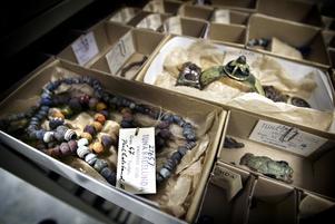 Borde visas upp. Ett museum har en unik möjlighet att göra historien levande, begriplig och visa på sammanhang i tid och rum, skriver Mikael Damsgaard.foto: tony persson/VLT:s arkiv