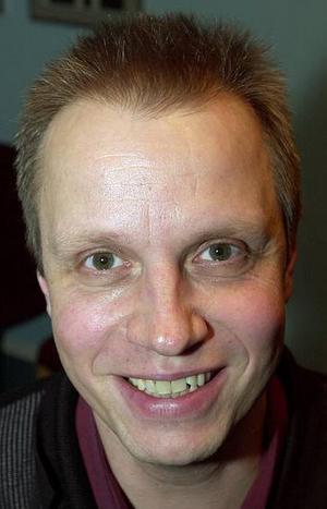 Håkan Stadin, styrelseordförande i arenabolaget.  Foto: Arkivbild