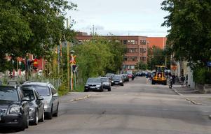 Södra Järnvägsgatan: 1100 p-böter