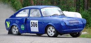 Pyret Öhrn knep andra plats i Rallycross 2150 i lördags i Järbo. Totalt i Uphill cup blev det till slut en tredjeplats.