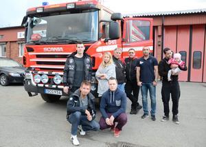 Alla slutar. Hela brandmannastyrkan i Ljusnarsberg har sagt upp sig då de anser arbetsförhållandena är orimliga.
