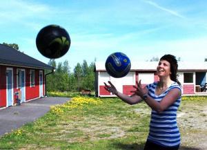 Nystarten för 36-åriga Ingalill Zackrisson i ÖDFF till den här säsongen har inneburit ett lyft. Nu har hon åter funnit spelglädjen.