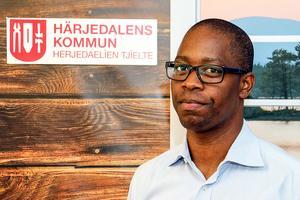 Justin Cruseman, omsorgschef och Tf socialchef i Härjedalens kommun.