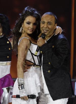 Arash är finalens andra svensk. Han och duettpartnern tävlar med låten