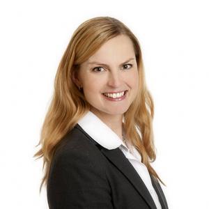 Maria Schärdin, vd Storsjömäklarna.
