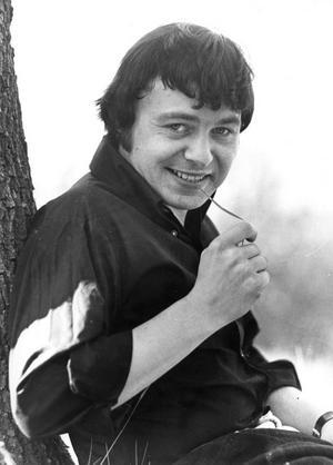 Jerry Williams 1968.      Foto: Scanpix