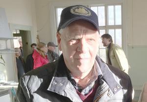 Lennart Carlsson Grisslehamn tillhör dem som hade många minnen av den barske läraren Gösta Valdemar Larsson.