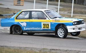 Mattias Ohlsson hade farten i finalen - men missade en växling.