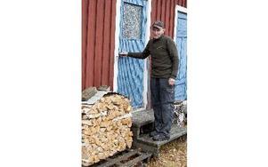 """""""Man är ju så misstänksam"""" säger Björn Åslund. Foto: Peter Ohlsson/DT"""