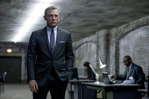 Daniel Craigs senaste James Bond-film
