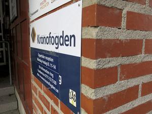 3 891 Gävlebor är registrerade som restförda i Kronofogdens register. Den samlade skulden uppgår till en halv miljard.