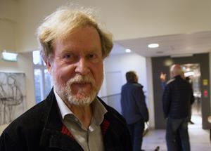 Carl-Johan Engström är forskare vid KTH:s avdelning för samhällsbyggnad och miljö.