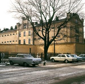 Fängelset från Fredsgatan, 1960-tal.