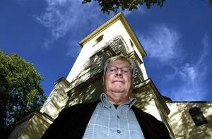 – Det handlar om en demokratisk frihet och rättighet att få vara med och bestämma. Kyrkovalet skiljer sig inte från det allmänna valet, säger Curt Forsbring.