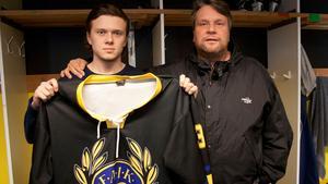 Dennis Gustafsson är överens med Stefan Persson om en comeback i FAIK.