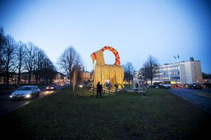 P4 Örebros morgonprogram utmanar Gävle om vilken stad som är den bästa bockstaden.