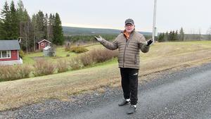 – Hur svårt ska det vara att få rätt post från rätt kommun, frågar sig  Carl-Göran Dahlberg som bor i Storbränna i Östersunds kommun.