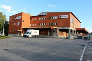 I samma hus som TAB, Tidningstjänst AB på Fältskärsleden 10 kommer Gefle Dagblad och Arbetarbladet att flytta in.