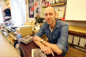 Fotografen Mats Andersson är nöjd med slutresultatet där han fick mycket frihet.