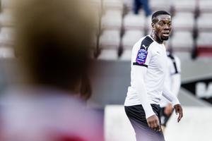 Mbombo spelade totalt 60 minuter i matchen.