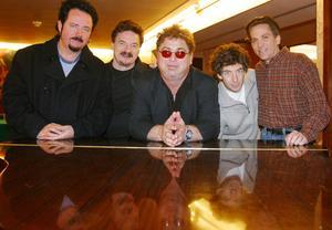 Bobby Kimball, den kända sångaren från bandet Toto.
