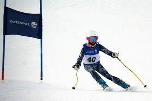 Tine Nyberg, Sundsvalls Slalomklubb.