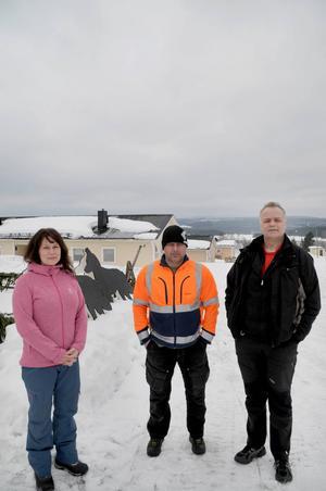 När LT hälsade på i början av mars vittnade Lena Harrysson, Matti Hjelm och Clas Göran Sundqvist om hur dålig mobiltäckningen var.