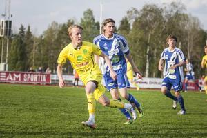Andreas Wilson satte 2–0-målet på Älvvallen.