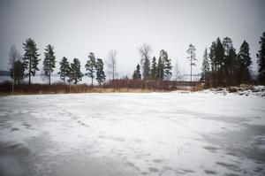 Närmast Voxsjön (till höger på bilden) finns villor och fritidshus sedan tidigare. Tomterna i förgrunden får sjöutsikt.