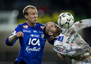 Johan Patriksson kan bli anfallare nummer två att ansluta till Brages lagbygge inför nästa säsong.