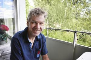Fyller år. Karl-Erik Hörnqvist fyller 50 år.