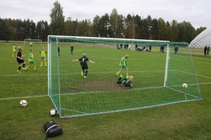 Fotboll är ömsom glädje, ömsom besvikelse. Växbo vann till slut gruppen P10, i final mot Ljusdal.