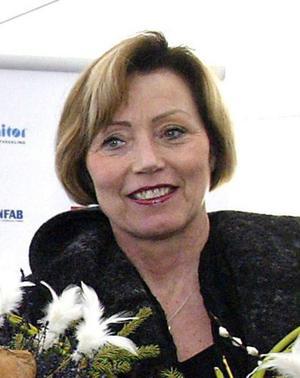 Bitten Jonsson (bilden) har också samarbetat med Anna Skipper, känd från TV-programmet