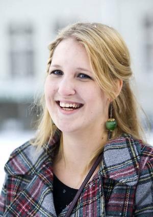 AKTIV LIBERAL. Matilda Sundquist Boox, 18, har engagerat sig i samhällsfrågor ända sedan mellan- och högstadiet. I framtiden vill hon arbeta med internationella frågor samt frågor som rör kultur och miljö.