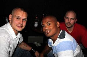 Bill&Bob. Johan, Markus och Dennis