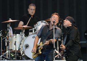 Bruce Springsteen spelar på Ullevi i Göteborg den 27 och 28 juli.Foto: AP Photo/CTK, Katerina Sulova